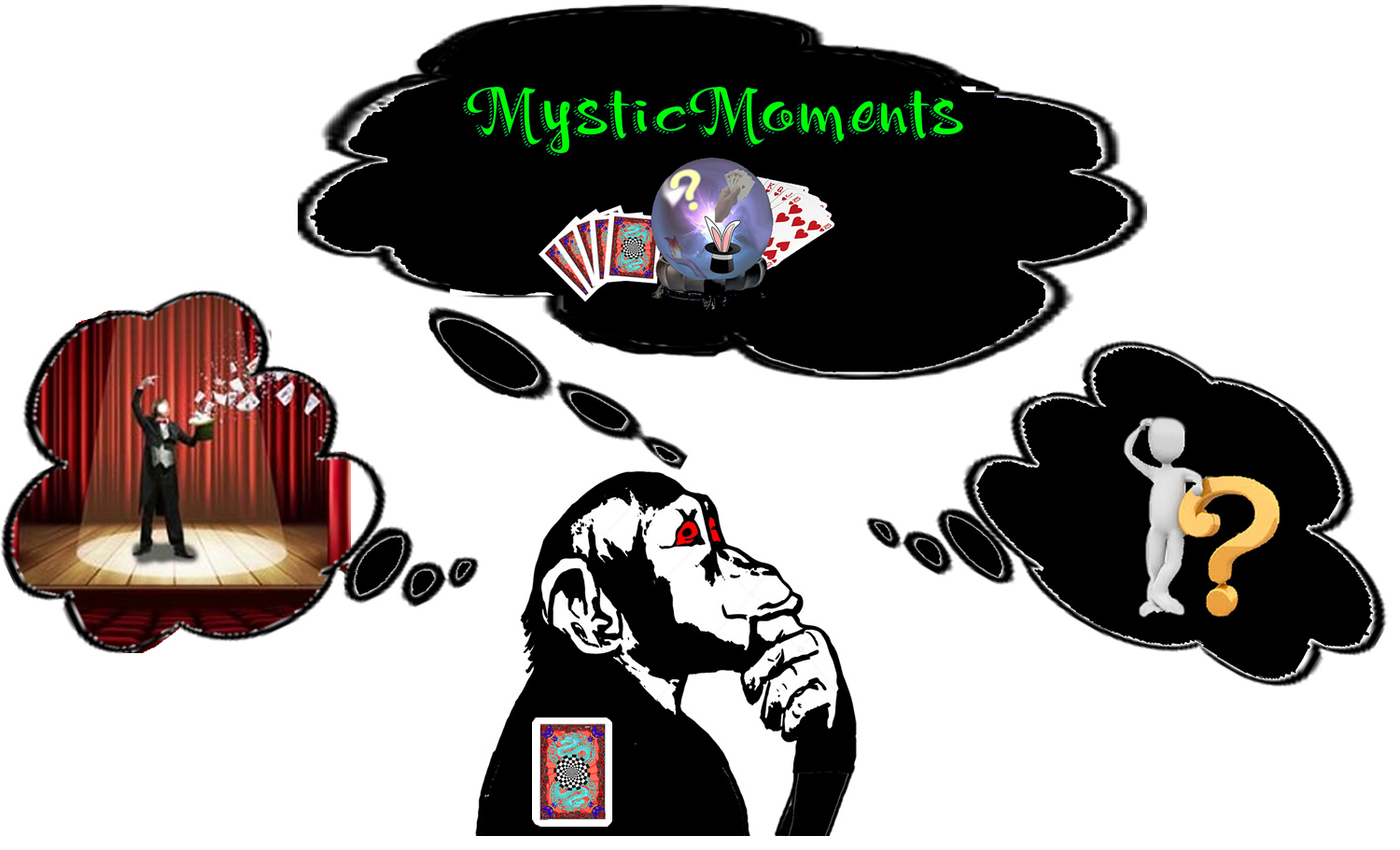 Moments of Magic Clip Art